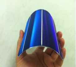 Efficient Flexible Crystalline Silicon Solar Cell