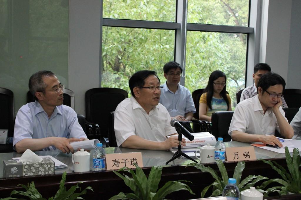 20150713 全国政协副主席、科技部部长万钢 (2)